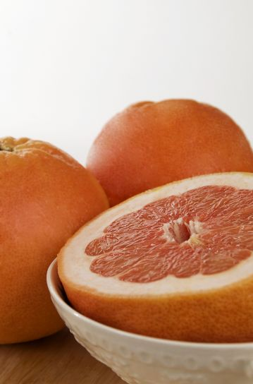 image of grapefruit