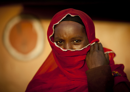 Miss Elema, Borana tribe - Kenya
