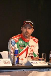 Tiago Monteiro é o único piloto português nas provas do WTCC em Vila Real