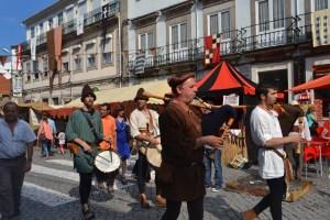 Música na Feira Medieval