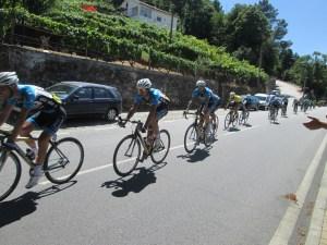 Volta a Portugal em Bicicleta passou por Lamego