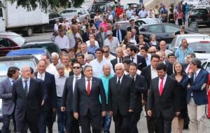 Paulo Macedo inaugurou Unidade de Cuidados Continuados em Sernancelhe/ Foto: Direitos Reservados