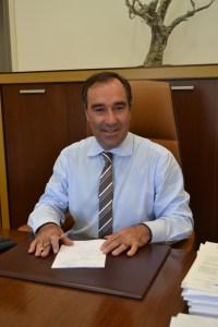 José Eduardo Ferreira, presidente da Câmara Municipal de Moimenta da Beira