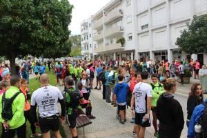 Atletas em Santa Marta de Penaguião