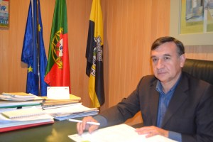 José Maria Costa, presidente da Câmara Municipal de Murça