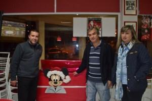 Direção da Casa do Benfica de Lamego