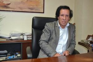 António Camilo, presidente da Cooperativa Agrícola de São João da Pesqueira/ Foto: Salomé Ferreira