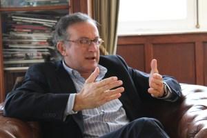 Manuel de Novaes Cabral, presidente do IVDP