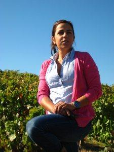 Marta Macedo, Responsável da Quinta do Filoco, Tabuaço