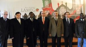 A visita aconteceu em fevereiro | Foto: Direitos Reservados