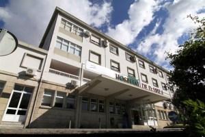O Hospital do Peso da Régua foi encerrado esta quinta-feira | Foto: Direitos Reservados