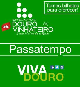 Passatempo VivaDouro