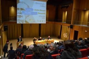 Manuel Lima Bastos apresentou obra dedicada a Aquilino Ribeiro em Sernancelhe/ Foto: Salomé Ferreira
