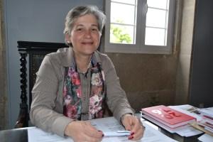 Maria do Céu Quintas, presidente da Câmara Municipal de Freixo de Espada à Cinta/ Foto: Salomé Ferreira