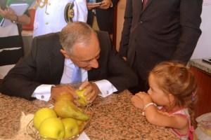 O Presidente da República visitou habitações sociais em Santa Marta de Penaguião/ Foto: Ana Portela