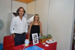 Pedro e Amélia Ladeiras, empresários / Foto: Salomé Ferreira