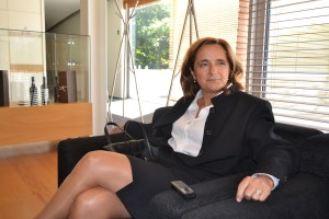 Helena Freitas, coordenadora da Unidade de Missão para a Valorização do Interior / Foto: Salomé Ferreira