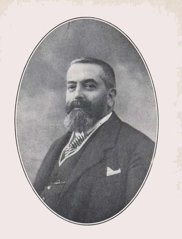 Alejandro Pérez Lujin