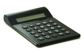 writing calculator