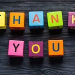 Why you should just say thanks