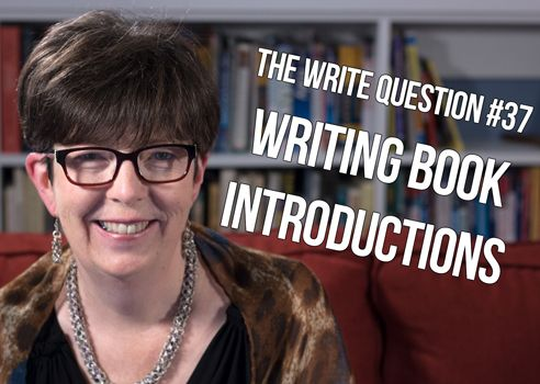 writing book introductions
