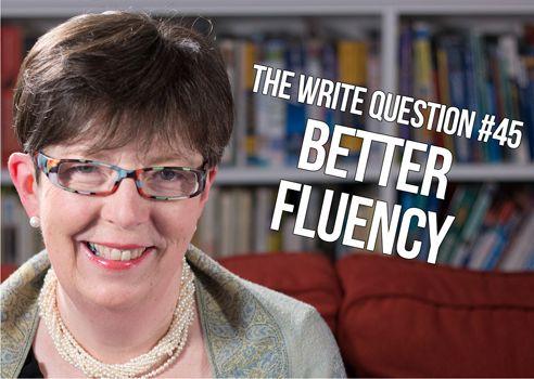 improve fluency