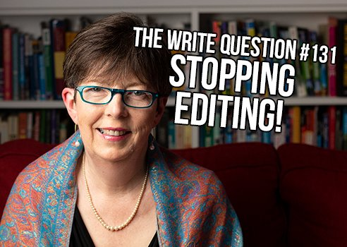 stop editing while you write