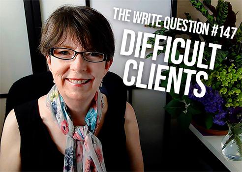 difficult client
