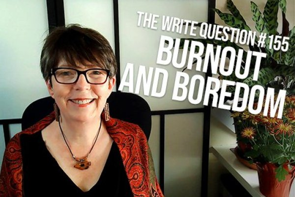 Dealing with burnout and boredom