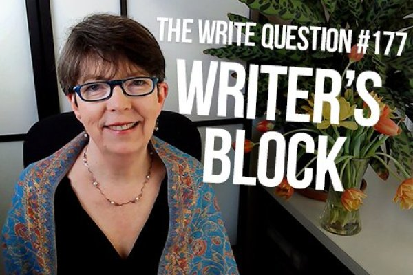 How can you deal with a writing block?