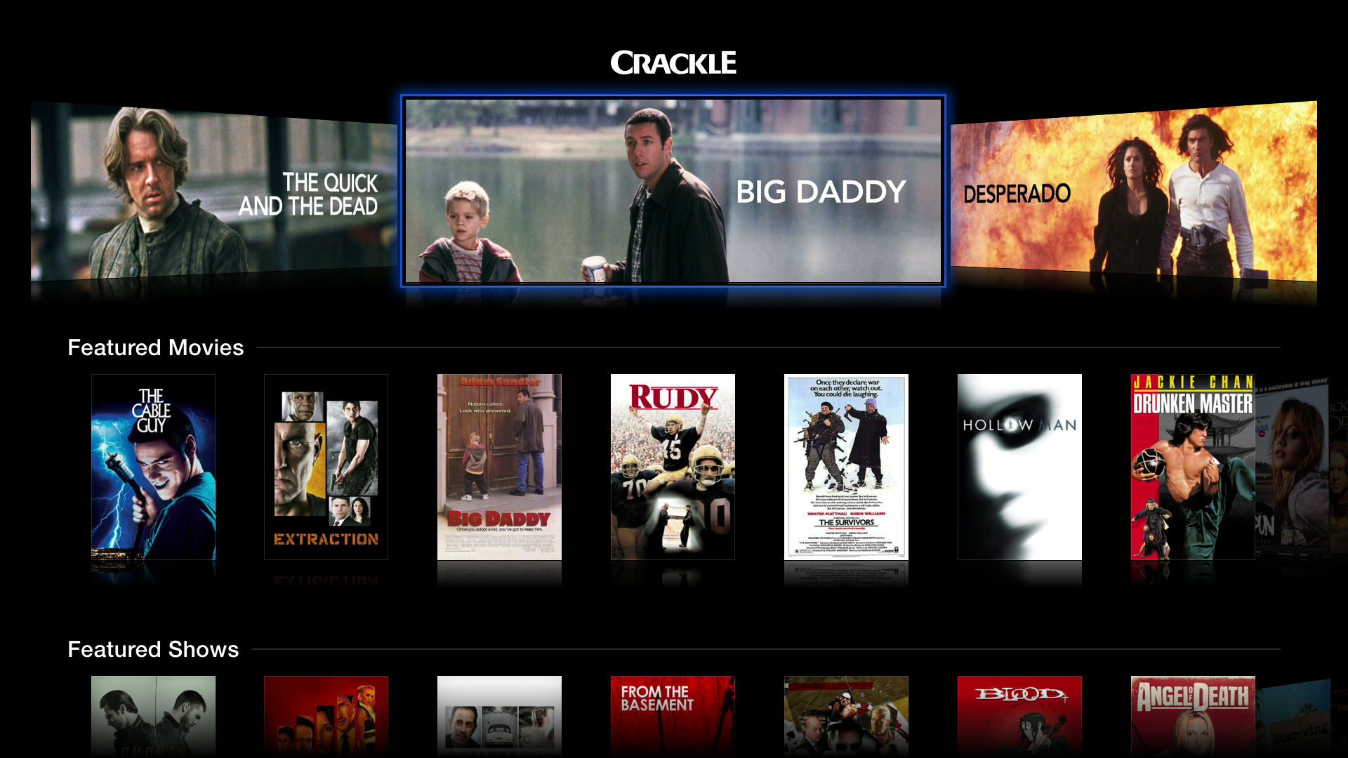 Legal websites with free movies - Public Domain Flicks