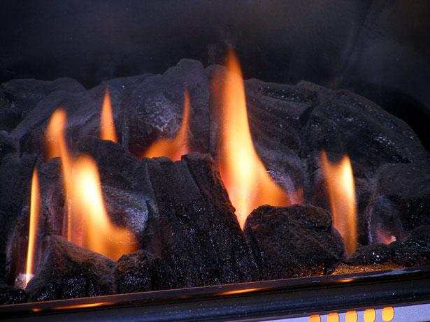Gas-Feuerstellen