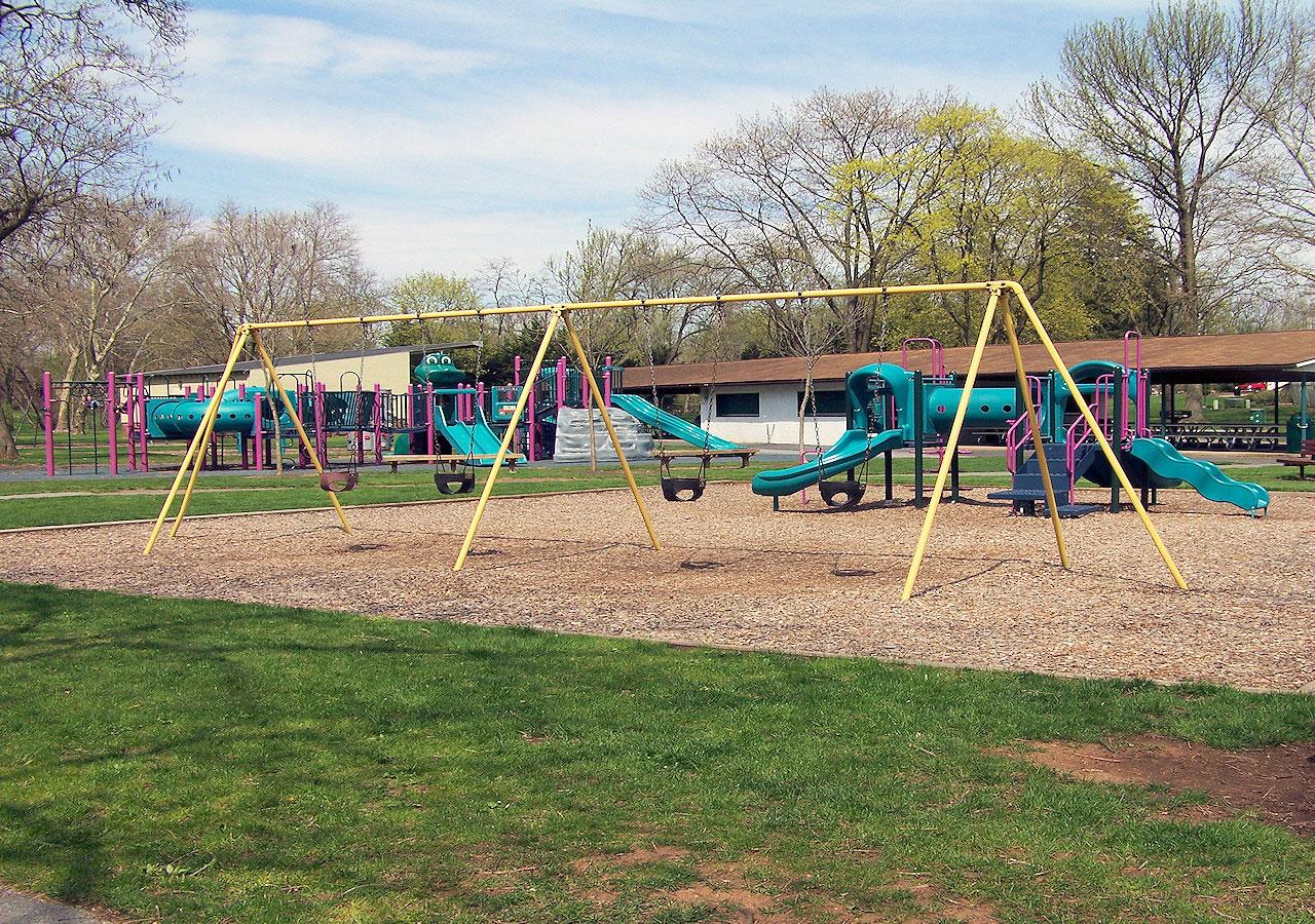 Playground, Playground Equipment