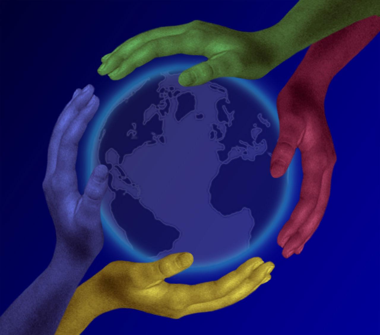 Unity, Diversity, World