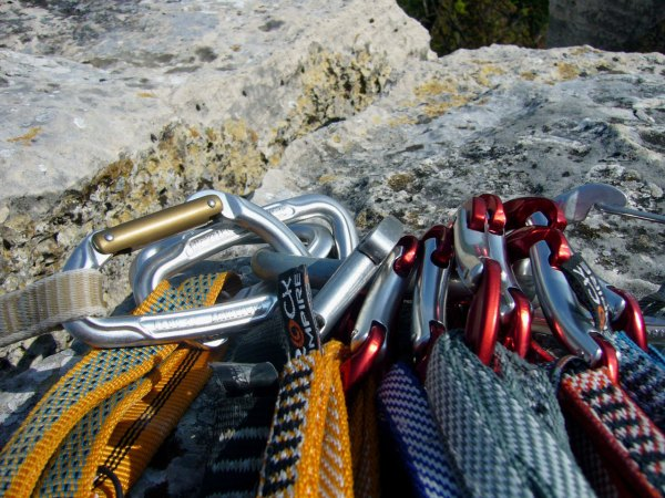 Rock Climbing Gear Equipment