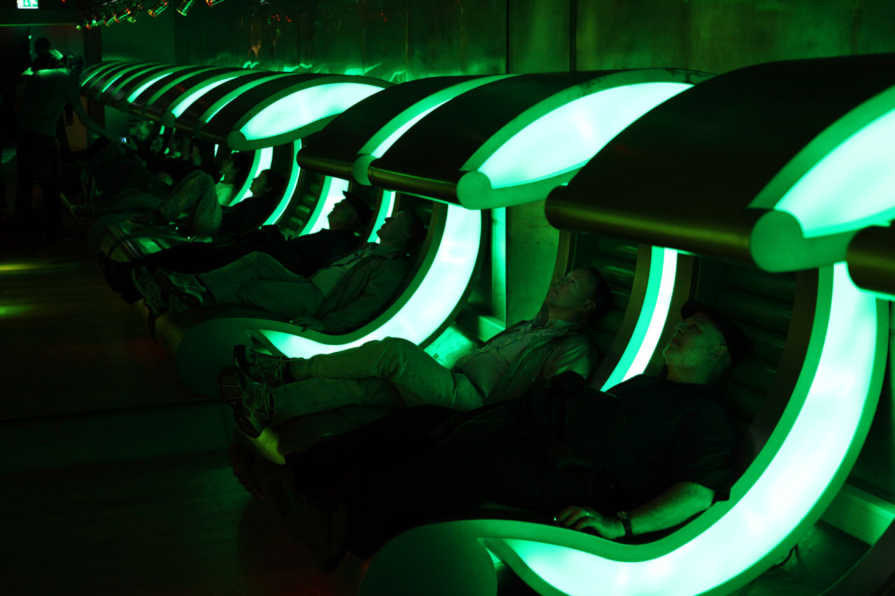 Futuristic Chairs Free Stock Photo  Public Domain Pictures