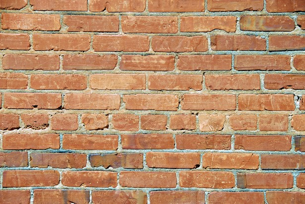 Brick Wall Background Free Stock Photo  Public Domain