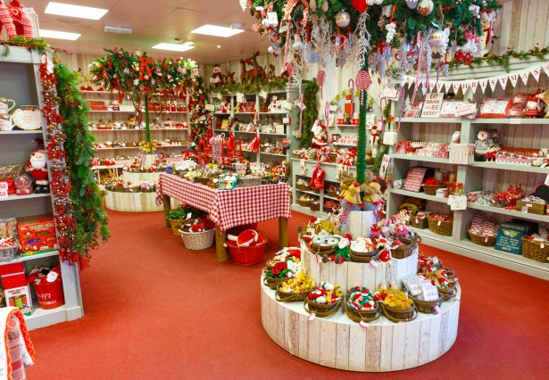 Nice Christmas Shop Free Stock Photo Public Domain Pictures