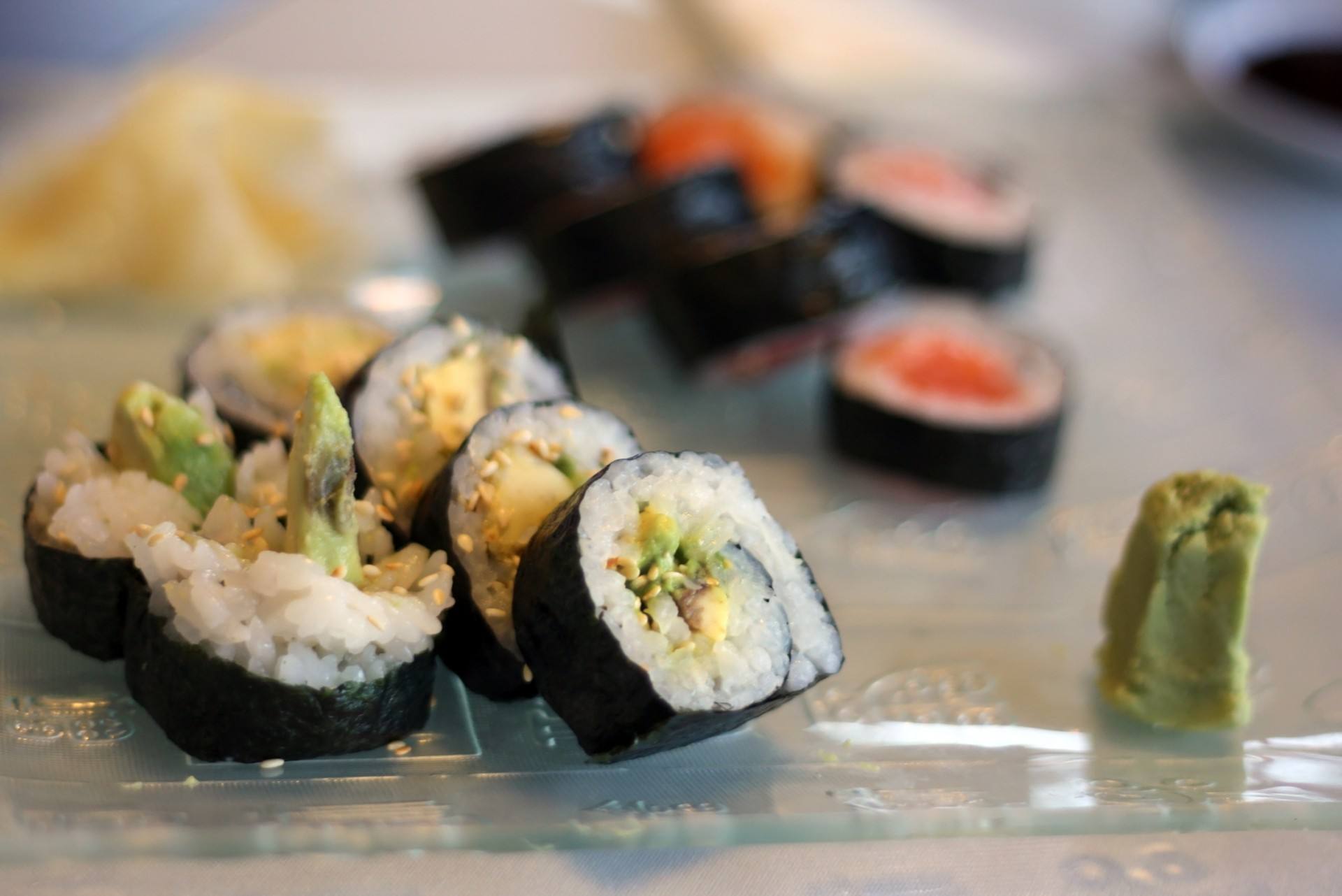 Sushi Free Stock Photo  Public Domain Pictures