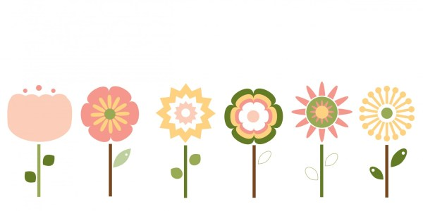 May Flowers Clip Art Free