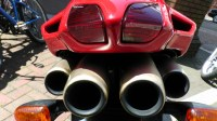 Motorcycle Exhaust Pipe Pipes Free Stock Photo - Public ...