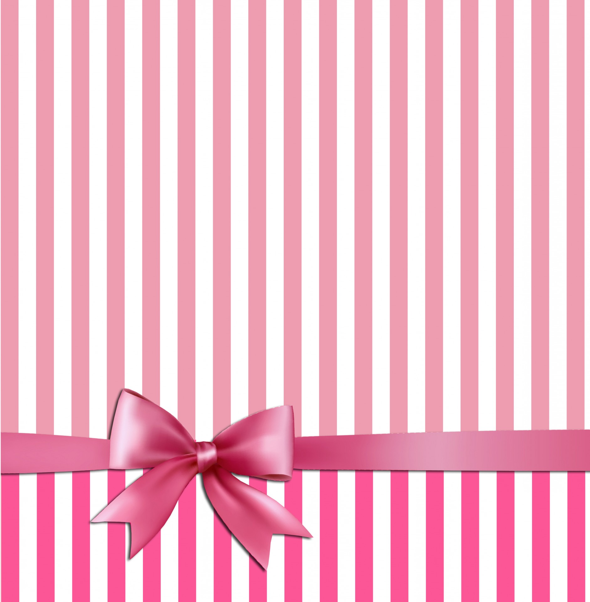 Pink White Stripes  Bow Background Free Stock Photo  Public Domain Pictures