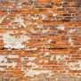 Old Red Brick Wall Background Free Stock Photo Public