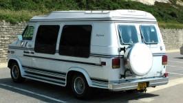 chevrolet explorer rv campervan