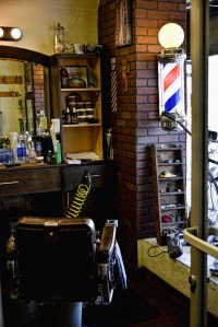 Barber Shop Chair Free Stock Photo - Public Domain Pictures