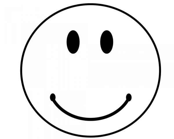 clip art smiley face free stock