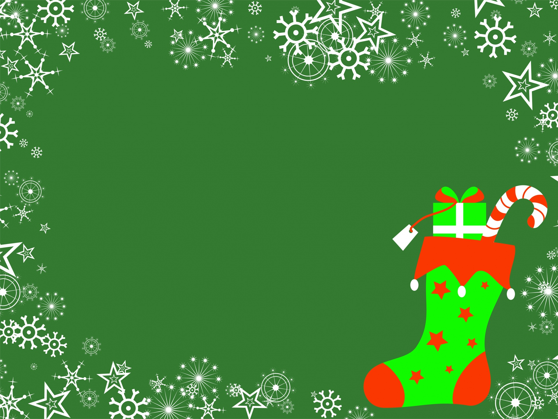 Christmas Stocking Free Stock Photo Public Domain Pictures