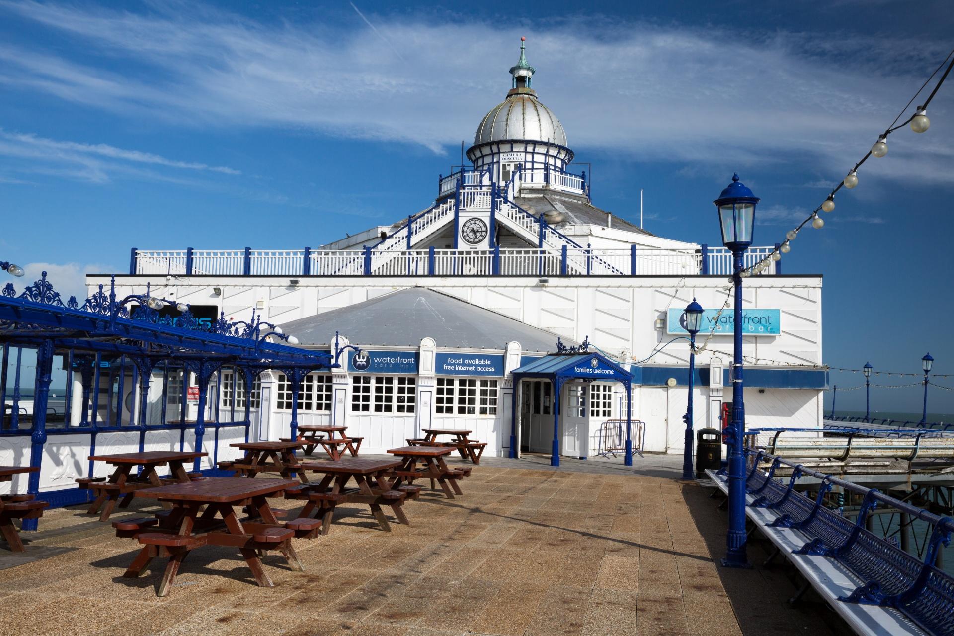 Eastbourne Pier Free Stock Photo Public Domain Pictures