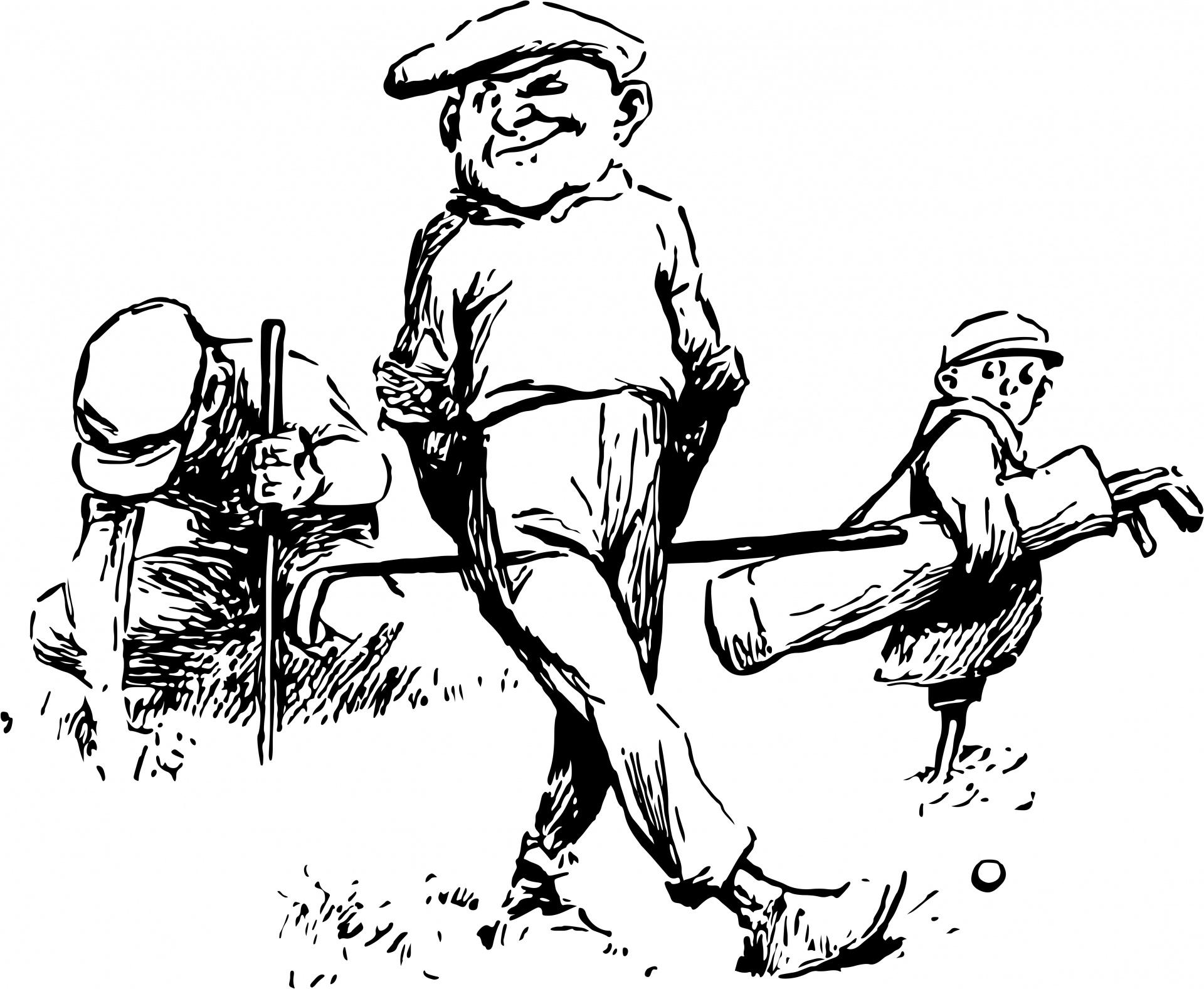 Golf Free Stock Photo