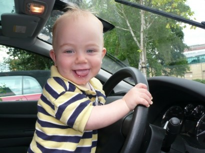 Image result for baby driving